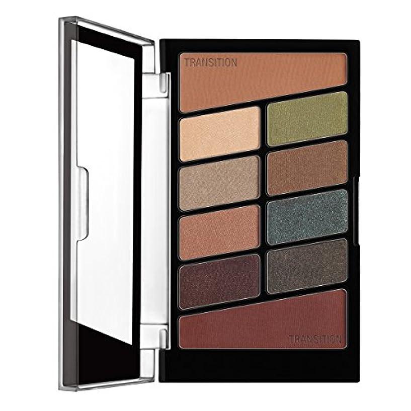 噴水啓示開業医WET N WILD Color Icon Eyeshadow 10 Pan Palette - Comfort Zone (並行輸入品)