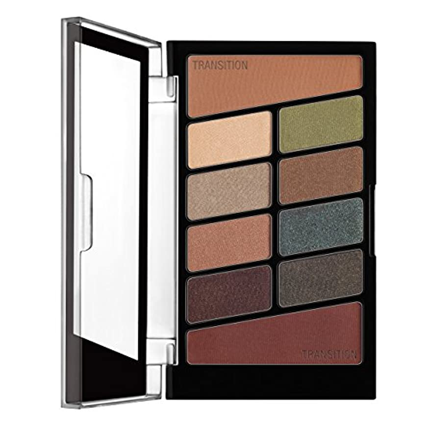 こどもセンターすり偽善者WET N WILD Color Icon Eyeshadow 10 Pan Palette - Comfort Zone (並行輸入品)