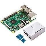 Eleduino Raspberry Pi 2 (1GB)Base Kit (New Raspberry Pi 2 +Case+Heatsink)