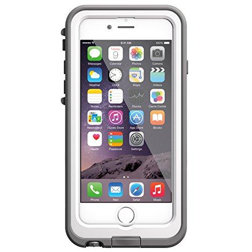 日本正規代理店品・iPhone本体保証付・Apple認証 Made for iPhone取得LifeProof fre Power iPhone 6 Battery Case White バッテリー内蔵防水ケース ホワイト 77-50377