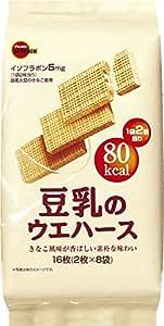 ブルボン 豆乳のウエハース 16枚