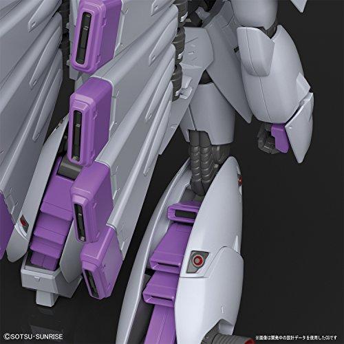 RE/100 機動戦士ガンダムF91 ビギナ・ギナ 1/100スケール 色分け済みプラモデル