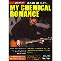 Learn to Play My Chemical Romance (2 Dvd) [Import anglais]