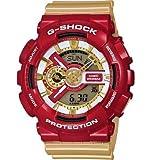 カシオ Casio G-Shock Analog/Digital XL Crazy Colors GA-110CS-4A 男性 メンズ 腕時計 [並行輸入品]