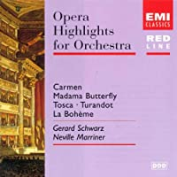 Opera Highlights for Orch