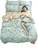 milsleep 布団カバー ファッション 3Dデジタルプリント寝具カバーセット 優しい肌触り 柔らかい 通気性 抗菌 防臭 四季通用 (19, ダブル)