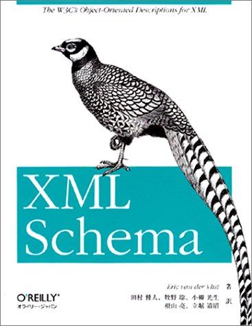 XML Schemaの詳細を見る