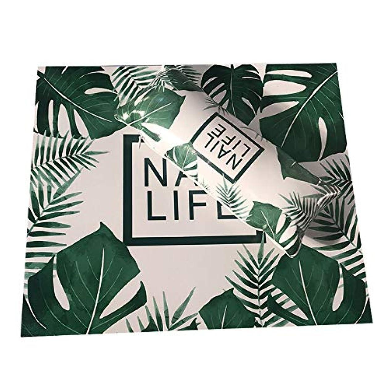 スプレー外科医洗練されたCUHAWUDBA ネイルアート用手枕のクッション、ネイルポリッシュのホルダー、ソフト、Puレザー、スポンジのアームレスト、ストライプのデザイン、サロンのマニキュア(植物#)