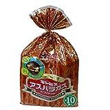 ギンビス アスパラガス 137gx10袋 ビスケット クッキー 大容量パック