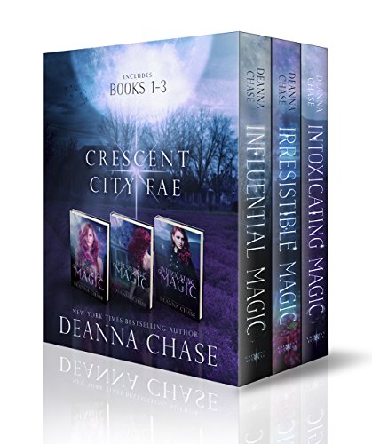 Download Crescent City Fae Complete Boxed Set (Books, 1-3) (English Edition) B00X1IX8KC