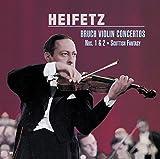 ブルッフ:ヴァイオリン協奏曲第1番&第2番、スコットランド幻想曲(期間生産限定盤) 画像
