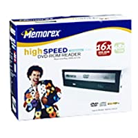 Memorex DVD-ROM DRIVE 16X/48X EIDE INT ( 32023254 ) by Memorex [並行輸入品]