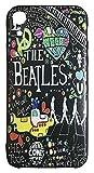 【The Beatles】サ?・ヒ?ートルス?「タイトルイラスト」iPhoneXR シリコン TPUカバー ケース [並行輸入品]