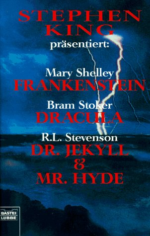 Frankenstein / Dracula / Dr. Jekyll and Mr. Hyde.の詳細を見る