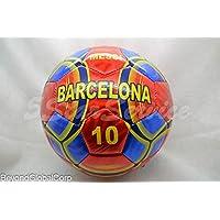新しい公式サイズ5、高品質新しいBacelonaサッカーボール