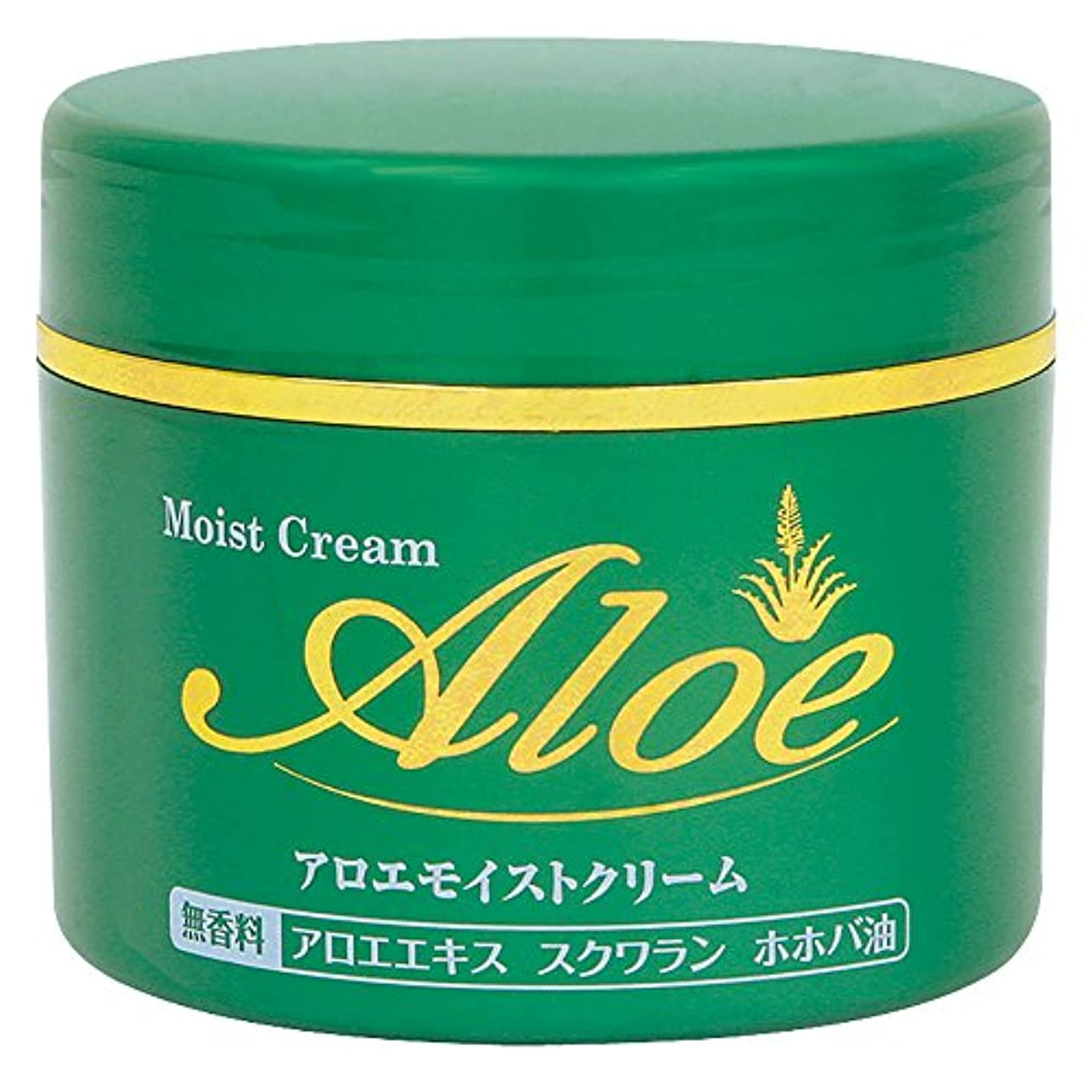 井藤漢方製薬 アロエモイストクリーム 160g (アロエクリーム 化粧品)