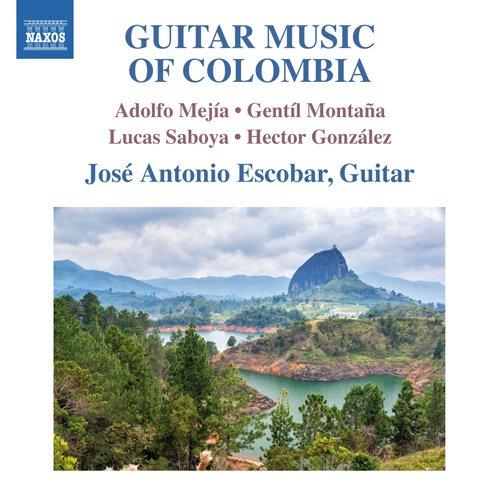 コロンビアのギター音楽集...