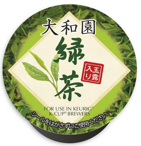 ブリュースター 大和園 玉露入り緑茶 3g×12個