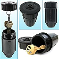Discrete Sprinkler Head–Hide a Key–As Seen On TV