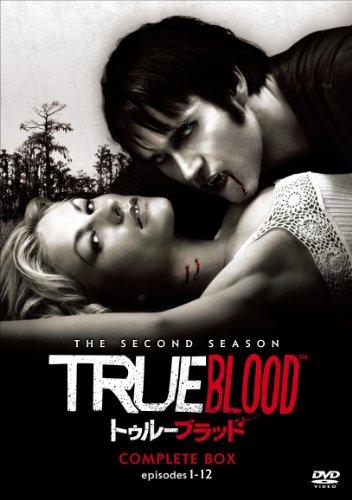 True Blood / トゥルーブラッド〈セカンド・シーズン〉コンプリート・ボックス [DVD]の詳細を見る