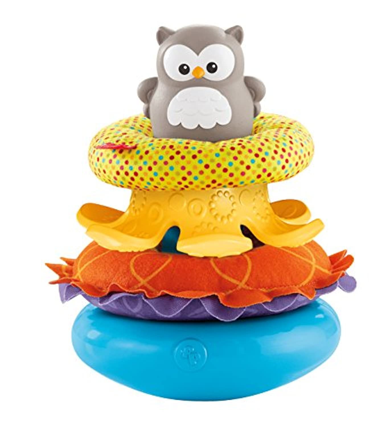 Fisher-Price Owl's Nest Stacker by Fisher-Price