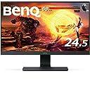 BenQ ゲーミングモニター ディスプレイ GL2580HM 24.5インチ/フルHD/TN/ウルトラスリムベゼル/HDMI,VGA,DVI端子/2ms/ブルーライト軽減