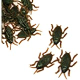 Plastic Cockroaches : package of 72 by U.S. Toy [並行輸入品]