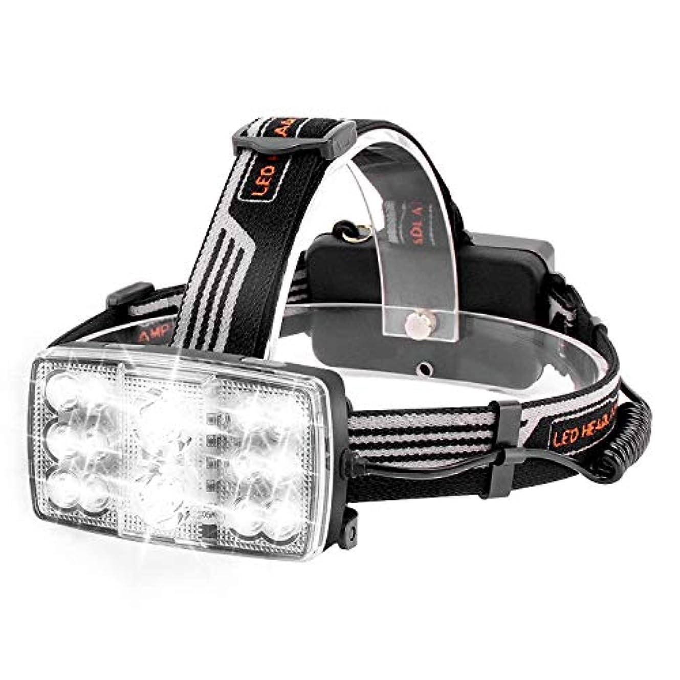幻想塩品種USB充電式ヘッドトーチ、スーパーブライトLEDヘッドランプ、防水ライトアングルヘッドライト、サイクリング用ベストヘッドランプ、クライミング、キャンプ、犬の散歩、ハイキング