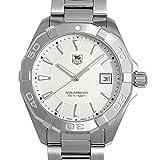 [タグホイヤー] TAG HEUER 腕時計 アクアレーサー クォーツ シルバー WAY1111.BA0910 メンズ 新品 [並行輸入品]