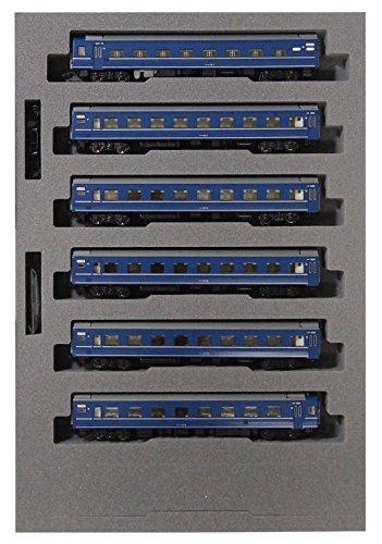 Nゲージ 10-1361 14系15形寝台特急 あかつき  佐世保編成6両
