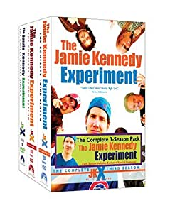 Jamie Kennedy Experiment: 3 Season Pack [DVD] [Import]