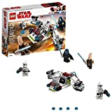 LEGO Star Wars Jedi and Clone Troopers Battle Pack 75206 Building Kit (102 Piece)