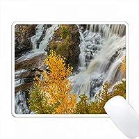 カナダ、オンタリオ州、Kakabeka Falls州立公園、Kakabeka Falls。 PC Mouse Pad パソコン マウスパッド