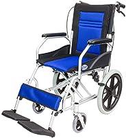 ケアテックジャパン 介助式車椅子 CA-22SU ハピネスライト -介助式- (ブルー)