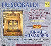 Frescobaldi: Toccate 1st Book