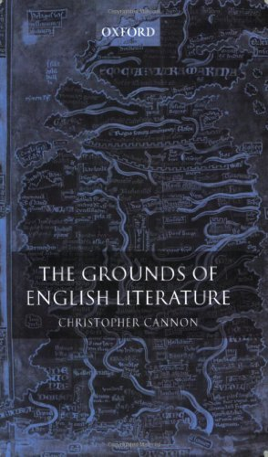 Download The Grounds of English Literature (English Edition) B004P5P088