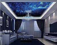Sproud カスタムの壁紙の宇宙、星、居間の横の Ktv バー天井壁紙自然素材 Papel De Parede 430 Cmx 300 Cm に使用され