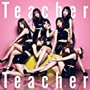52nd Single「Teacher Teacher」 lt Type A gt 初回限定盤