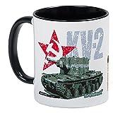 CafePress – ロシアKV - 2 HeavyタンクMugマグカップ – Uniqueコーヒーマグカップ、コーヒーカップ S 1303696671BC673
