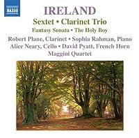 Ireland: Sextet; Clarinet Trio by Plane (2009-02-24)