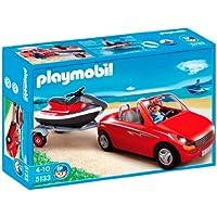 Playmobil 5133 Car with Jet Ski