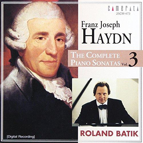 Complete Piano Sonatas Vol. 3
