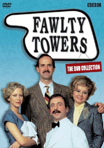 フォルティ・タワーズ DVD-BOX  [DVD]の詳細を見る
