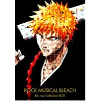 ROCK MUSICAL BLEACH BD Collection BOX