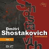 Symphonies Vol. 1 by Shostakovich