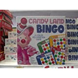 Candy Land Bingo - A Color Recognition Game