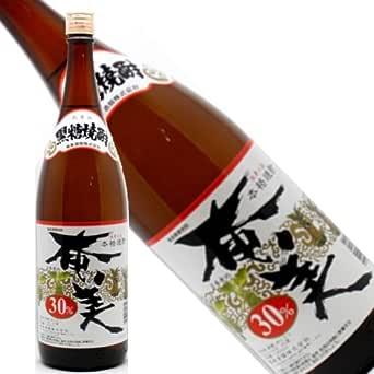 【鹿児島県】糖焼酎 奄美酒類 奄美30度 1800ml