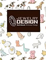 Jewelry Design Sketchbook: Wristwear Design