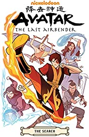 Avatar The Last Airbender--The Search Omnibus