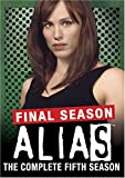 Alias: Complete Fifth Season [DVD] [Import]